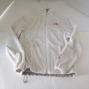 The North Face Osito Jacket Breast Cancer Awarenes
